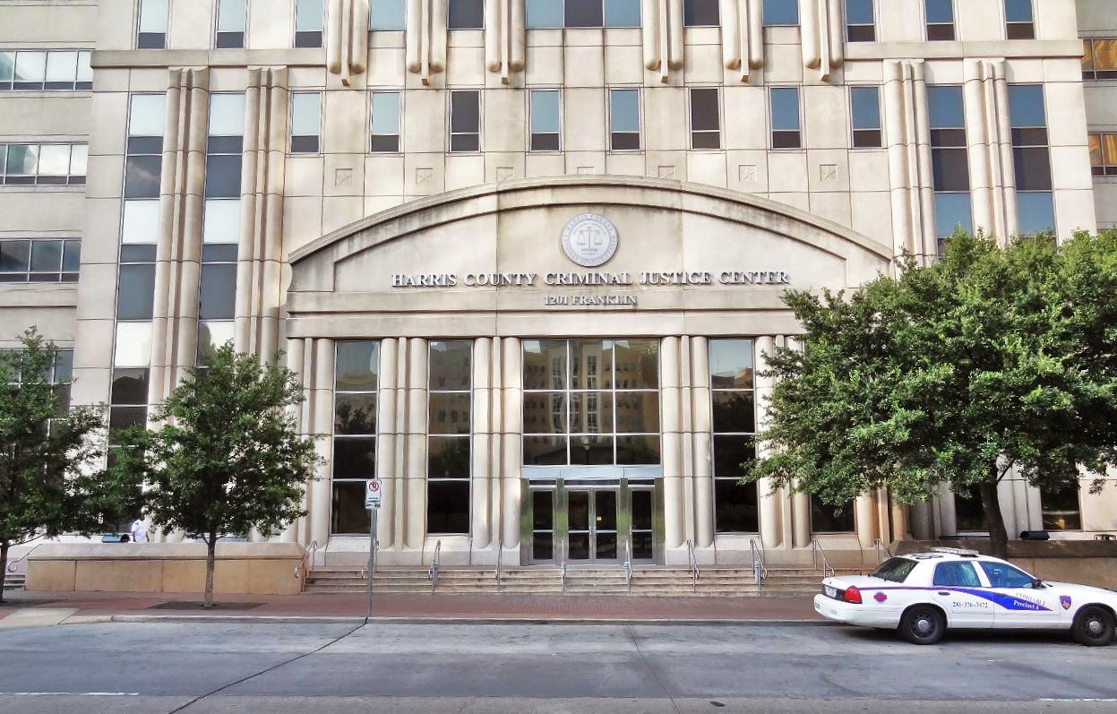 Houston in Pics: Harris County Criminal Justice Facilti