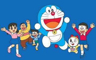 Gambar Doraemon dan Teman Teman nya 1