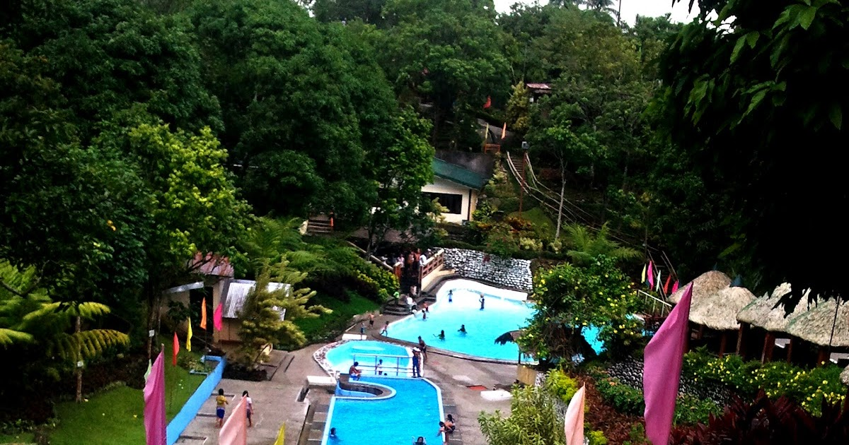 Villa Sylvia Resort in Nagcarlan » Refreshing Place to