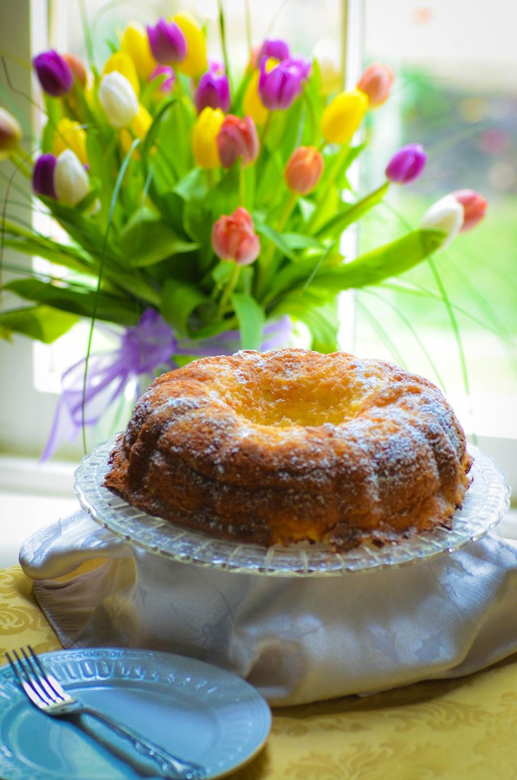 Doyourselfaflavor Pineapple Angel Food Bundt Cake