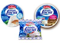Logo Concorso Natale con S.Lucia in Carrefour: vinci 51 buoni spesa da 50€