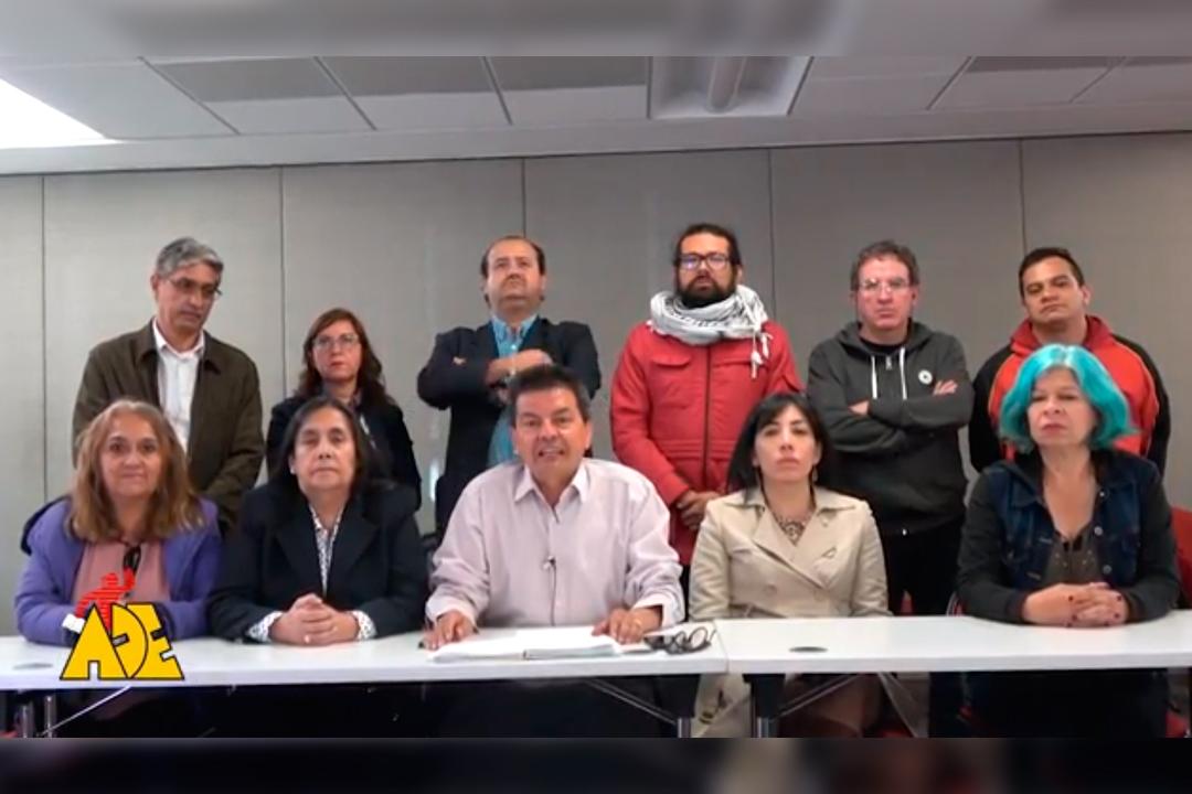 Balance reunión con Secretaría de Educación de Bogotá 24 de octubre de 2018