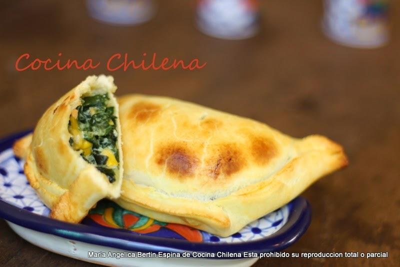 Masa Para Empanadas Chilenas