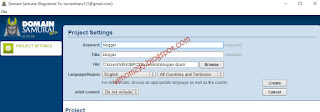 Riset Daftar Nama Domain Yang Tersedia dan Sesuai Website Anda