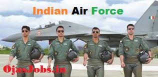 Indian Air Force Recruitment 2018 – Various Officer, Clerk Posts | Apply Online @www.indianairforce.nic.in