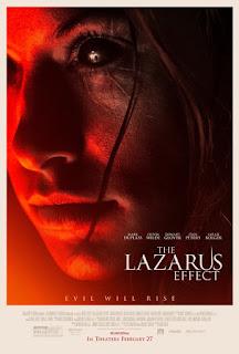 Sinopsis Film The Lazarus Effect (2015)