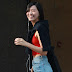 Tian Yi vai as audições para o Victoria's Secret Fashion Show 2017, em Midtown, em Nova York - 17/08/2017