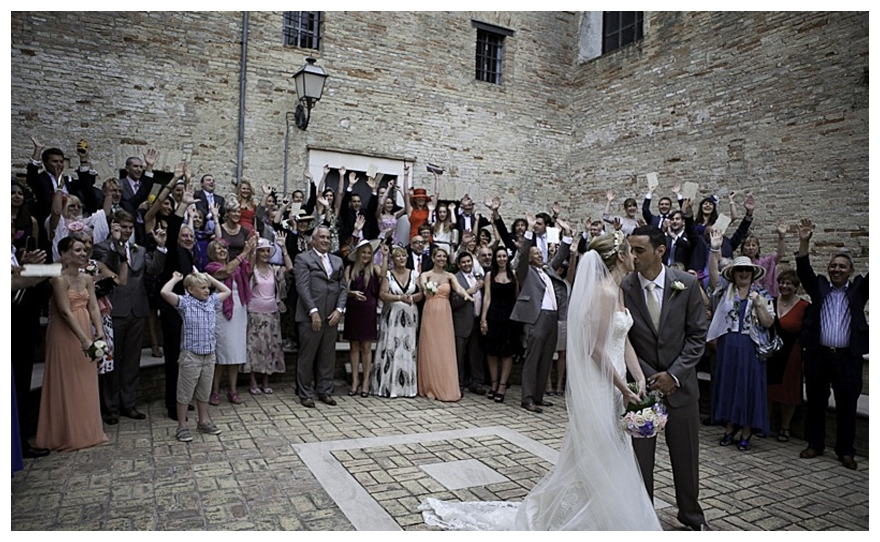 Real Italian Destination Wedding: Suzanne & Lee