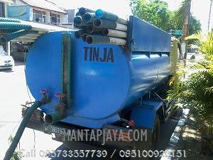 Jasa Tinja dan Sedot WC Kalimas Surabaya