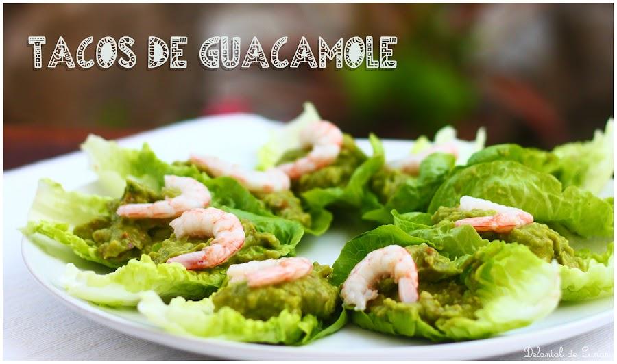 Foto: Receta de tacos de guacamole