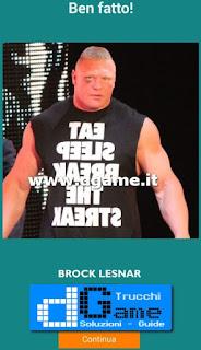 Soluzioni Guess the Wrestler Trivia livello 13