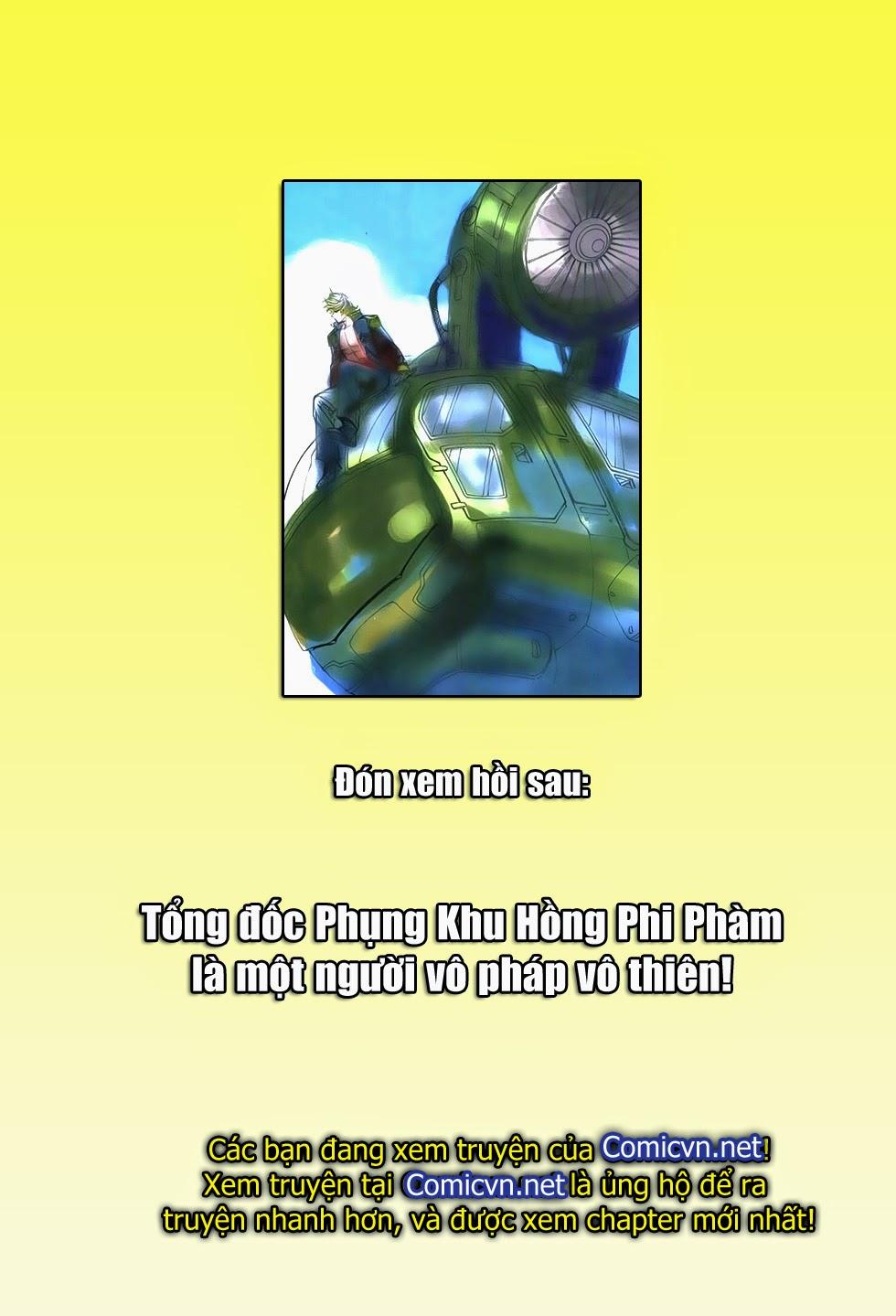 Đại Quân Phiệt chap 21 trang 33