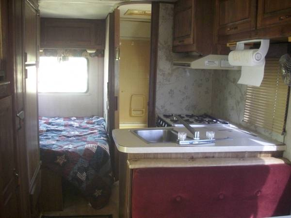 Used RVs 1984 Coachmen Leprechaun Class C Motorhome For Sale