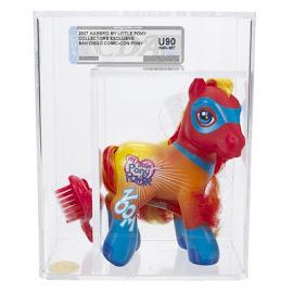 """My Little Pony """"Superhero"""" Exclusives SDCC G3 Pony"""