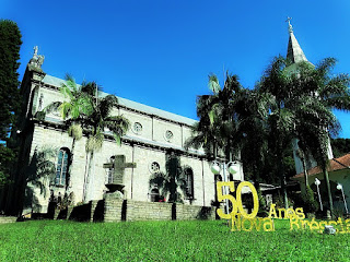 Igreja Matriz de Nova Bréscia (RS)