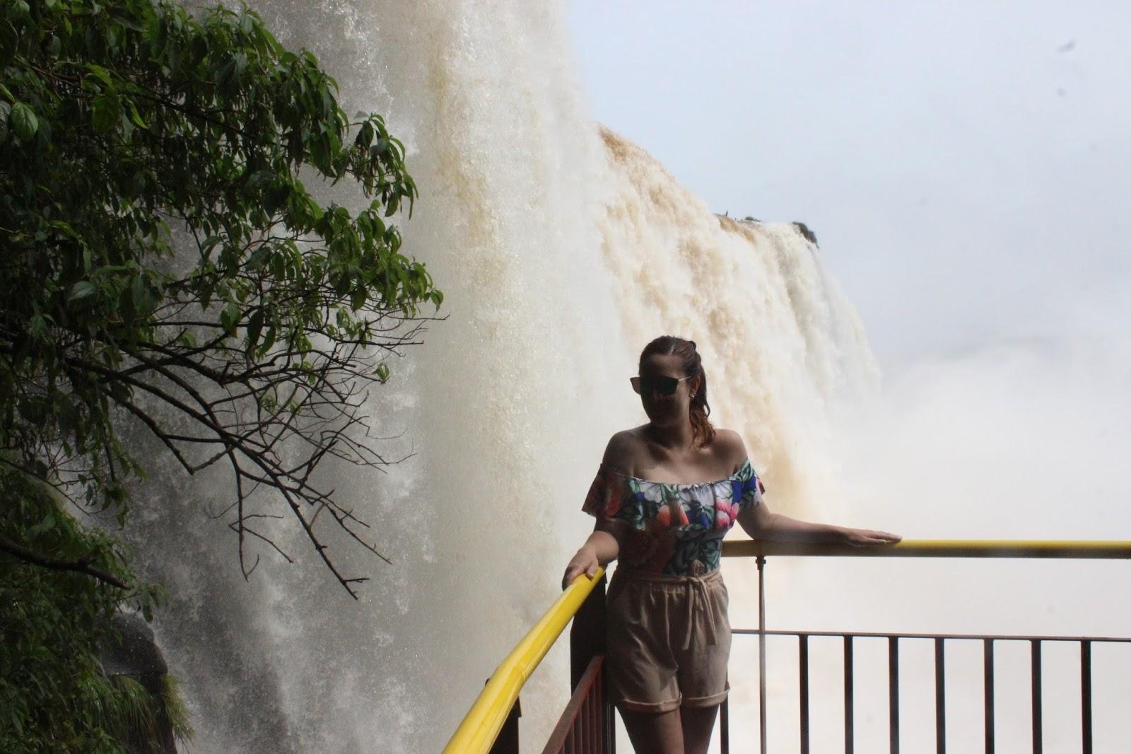 Cataratas Lado Brasileño