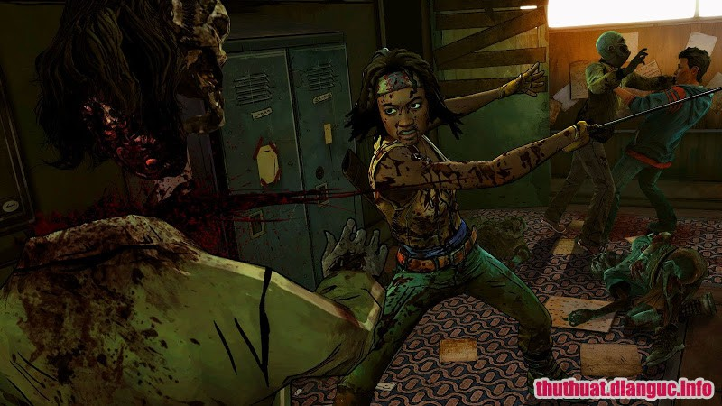 The Walking Dead Michonne – A Telltale Miniseries , The Walking Dead Michonne – A Telltale Miniseries free download,Tải game The Walking Dead: Michonne miễn phí