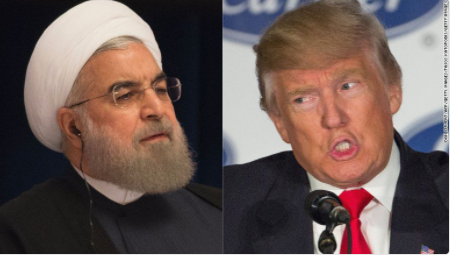 "Trump's first visit abroad is a ""theatrical gathering with no practical or political value"" - Iranian President"