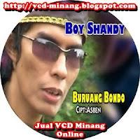 Boy Shandy - Kanalah Untuang (Full Album)