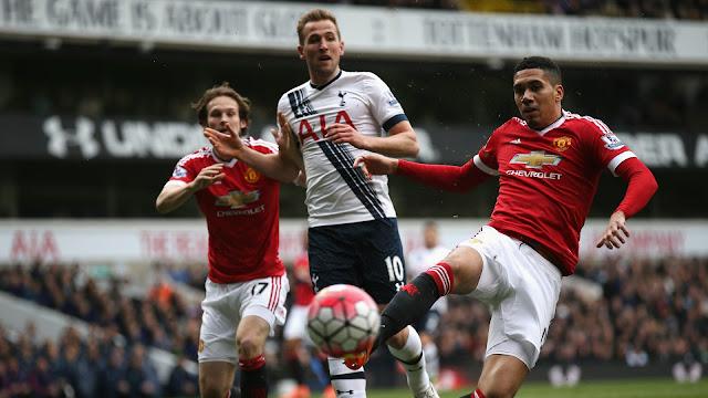 Video Cuplikan Gol Manchester United 2-1 Tottenham Hotspur | Semifinal FA Cup
