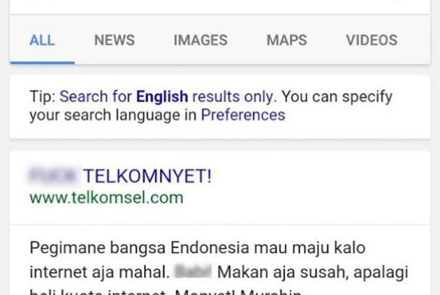 Dukung Peretas Website Telkomsel, Ini Komentar Lucu Para Netizen