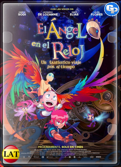 El Angel En El Reloj (2017) HD 720P LATINO
