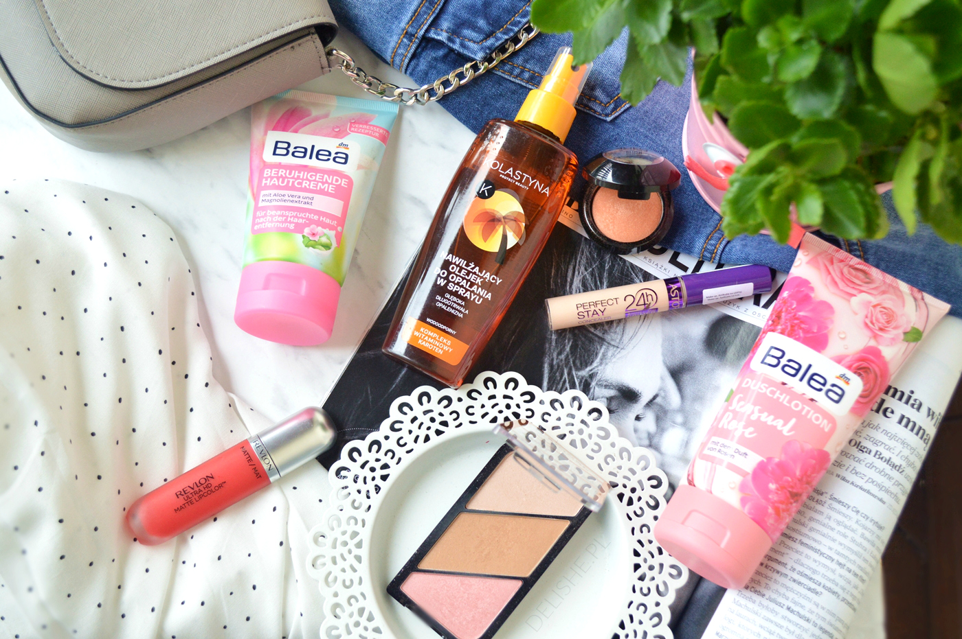 haul kosmetyczny co warto kupić blog