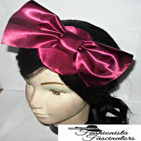 Buy bow fascinators Nairobi Kenya