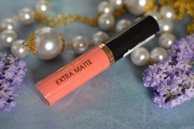 Avenir cosmetics Глянцевый блеск 100% Extra MATTE №201 Теплый персик