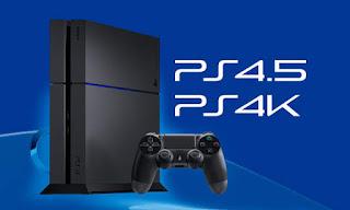 Playstation 4.5 4k