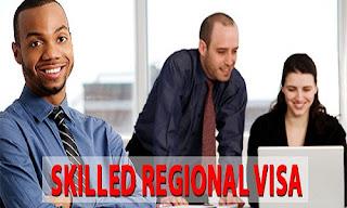 Skilled Regional Provisional Visa