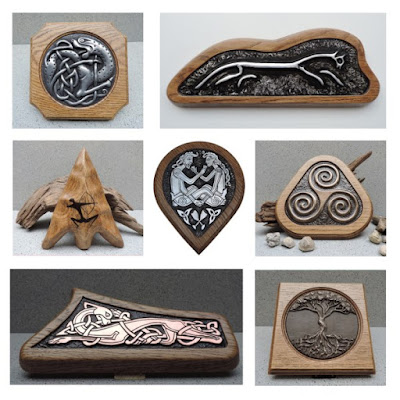 Unique Gifts Inspired by a love of history and nature - Justbod
