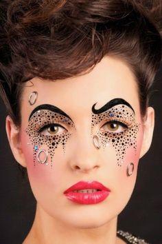 top 5 maquiagens exóticas