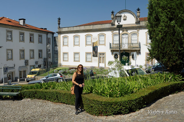 Santa Casa de la Misericordia, Viseu, Portugal