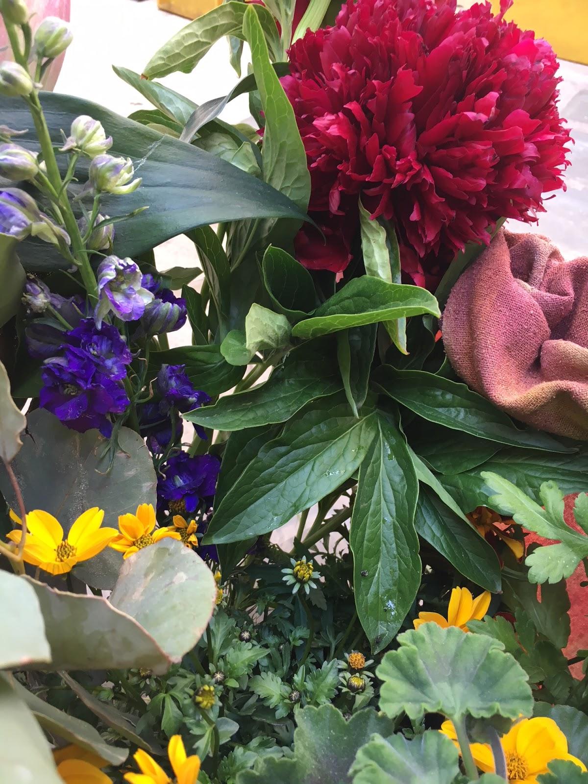 Textile Ideen: Neuer Workshop: Natürliche Farben aus Küche und Garten!