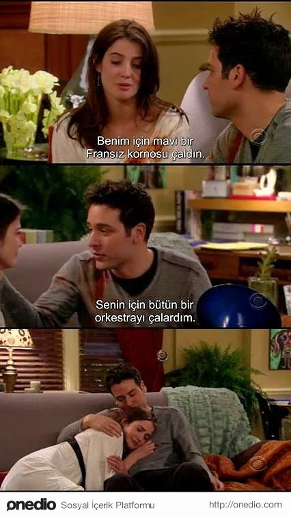 how i met your mother en iyi replikleri