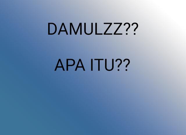 Apa Itu Damulzz??