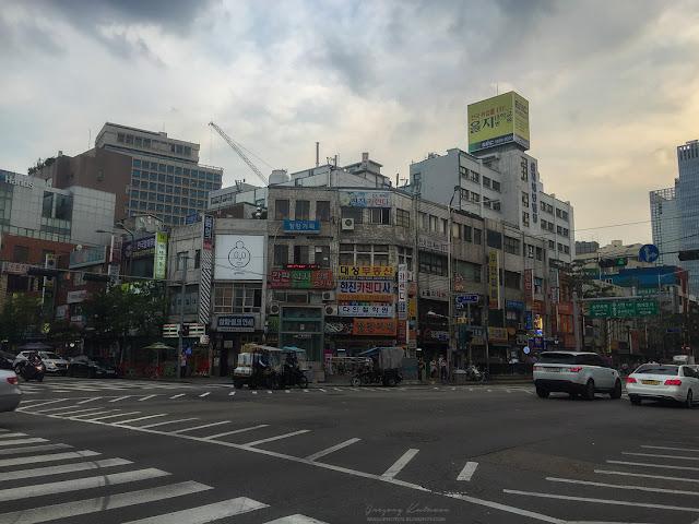Сеул. Южная Корея. Путешествие