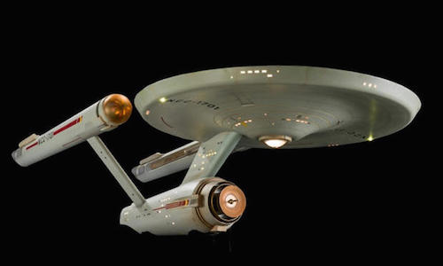 Photo of Star Trek's Enterprise