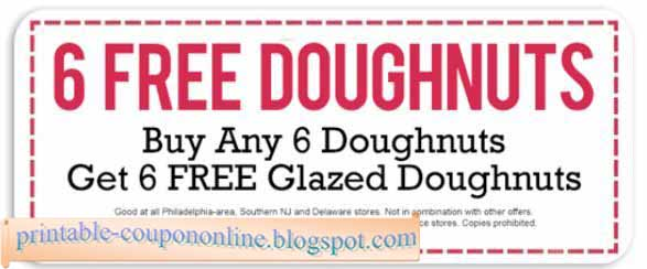 image about Krispy Kreme Printable Coupons identify Krispy kreme discount coupons march 2019