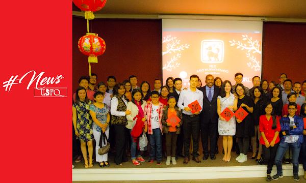 El Instituto Confucio de la USFQ celebró el Año Nuevo Chino - Año del Perro