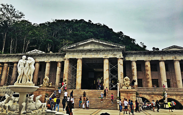 Temple of Leah Cebu City Tourist Attraction