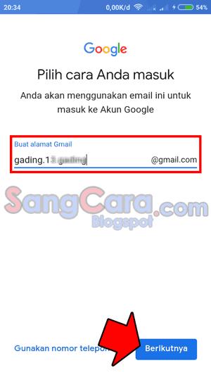 Cara Buat Email Baru Di Gmail Yahoo Hotmail Lewat Hp Laptop Sang Cara