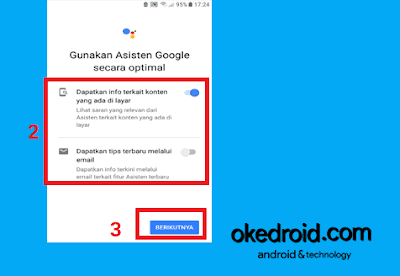 Google Assistant Bahasa Indonesia