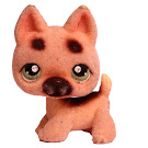Littlest Pet Shop Large Playset German Shepherd (#443) Pet