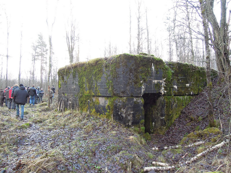 25 January 1940 worldwartwo.filminspector.com Millionaire bunker Lahde Finland