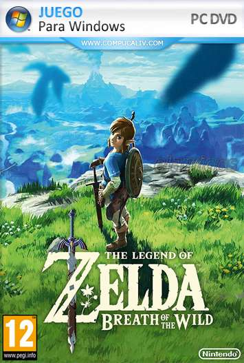 The Legend of Zelda: Breath of the Wild PC Full Español