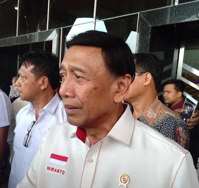 Wiranto : Reuni 212 Sudah Pasti Ditunggangi !!!!!