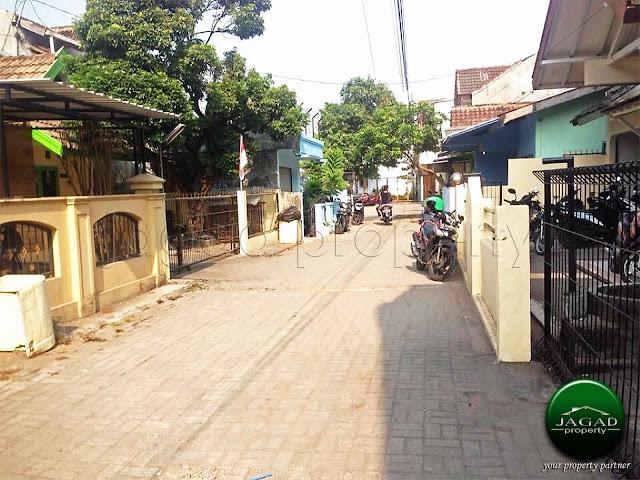 Rumah 2 Lantai dekat Kampus UPN