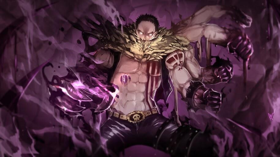 Katakuri, One Piece, 4K, #6.27
